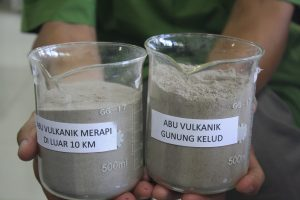 ash research kelud