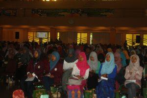 peserta seminar PSIK