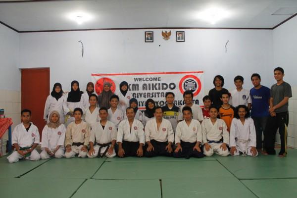 Aikido UMY Kaliurang