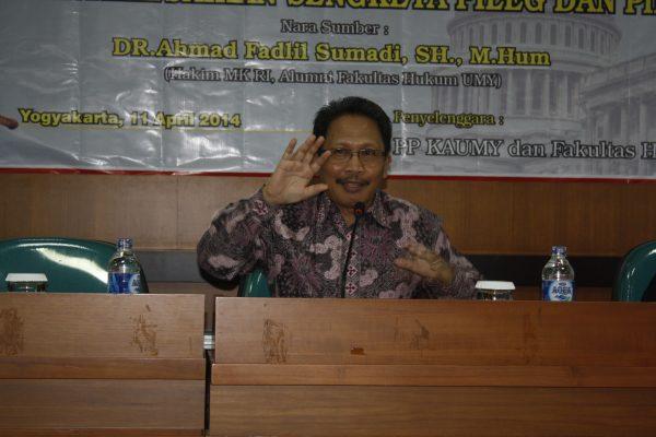 Dr. Ahmad Fadlil Sumadi,SH.,M.Hum