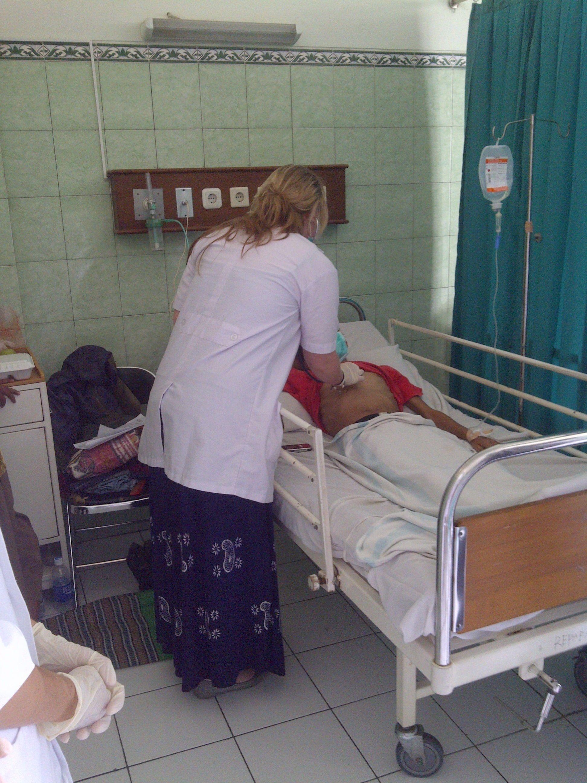 15 Orang Peserta Itmss Praktik Ke Rumah Sakit Penembahan Senopati Bantul Universitas Muhammadiyah Yogyakarta
