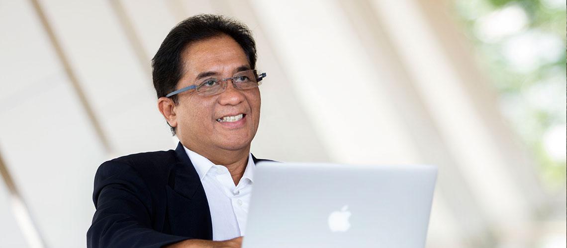Ir. Nafi Ananda Utama, M.S